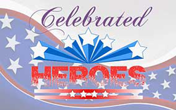 Free Holiday Lighting Celebration For Chosen Heroes